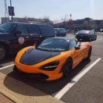 First McLaren 720S Spotted in the US-1