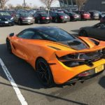 First McLaren 720S Spotted in the US-4