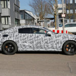 Mercedes-AMG GT Saloon test mule spotted in Germany-3