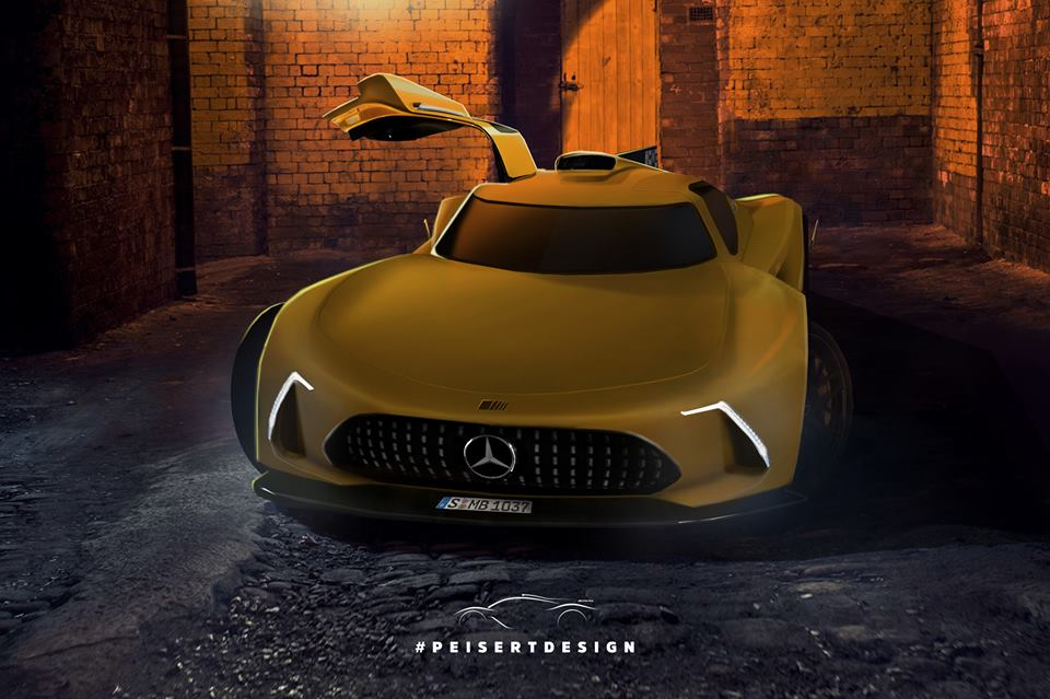 Mercedes-AMG Project One Hypercar-AMG R50-Rendering-Peisert Design-1