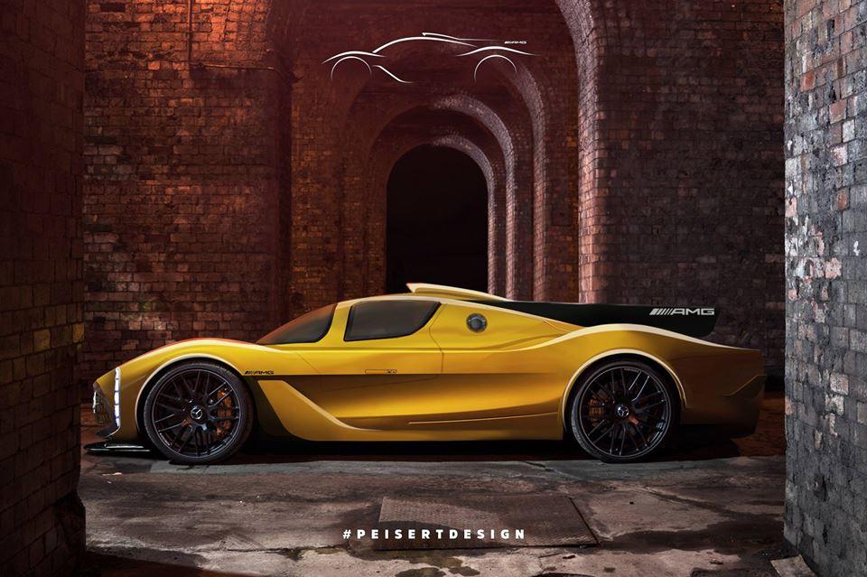 Mercedes-AMG Project One Hypercar-AMG R50-Rendering-Peisert Design-3