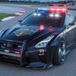 2017 Nissan GT-R Police Car Concept-1
