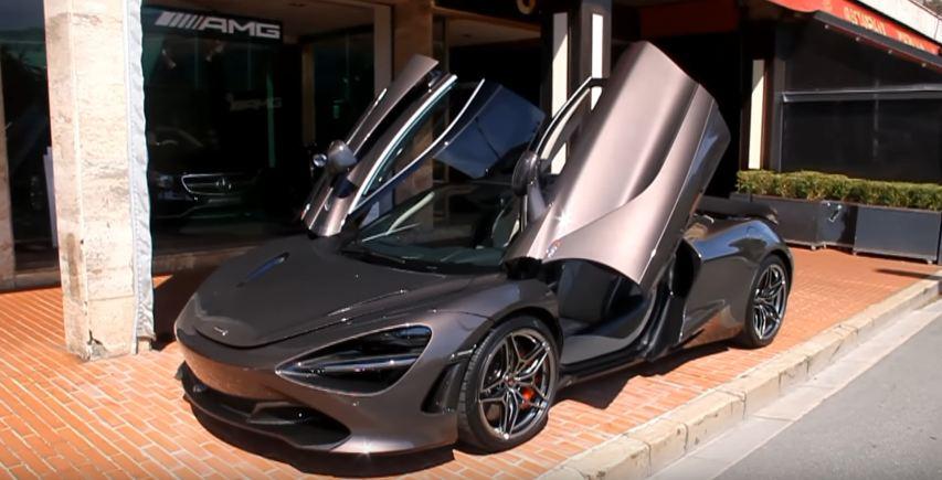 Argon McLaren 720S-Monaco