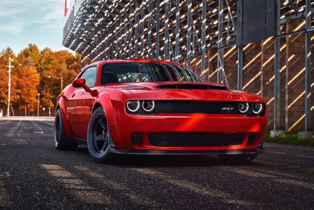Dodge Challenger SRT Demon-10