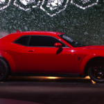 Dodge Challenger SRT Demon-2017 New York Auto Show-8
