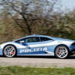 Lamborghini Huracan Police Car-Polizia-Bologna-2