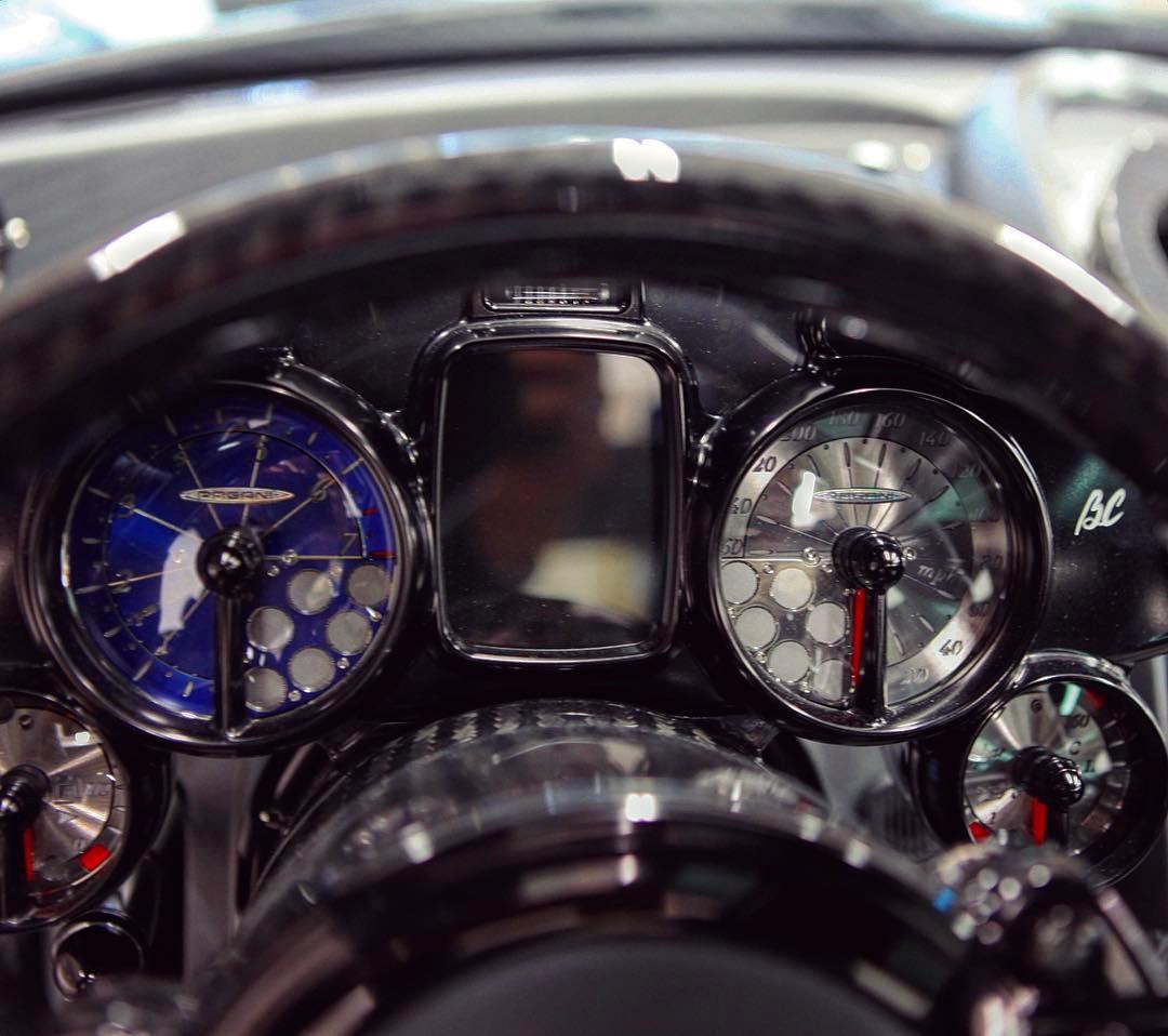 Kris Singh Reveals Pagani Huayra Bc Macchina Volante The Supercar Blog