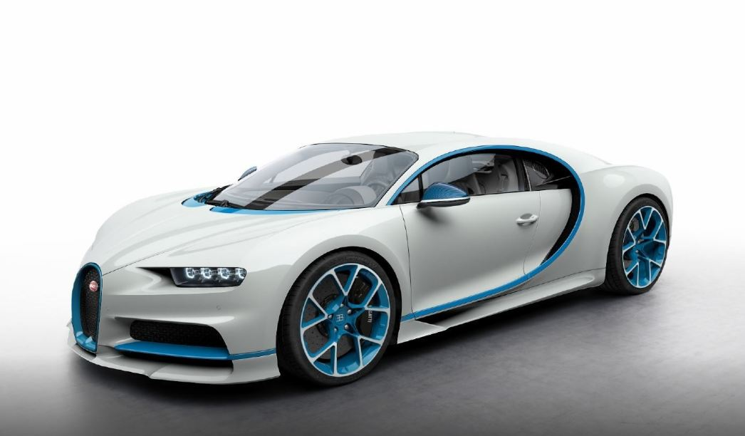 Used Bugatti Chiron for sale in Germany-1