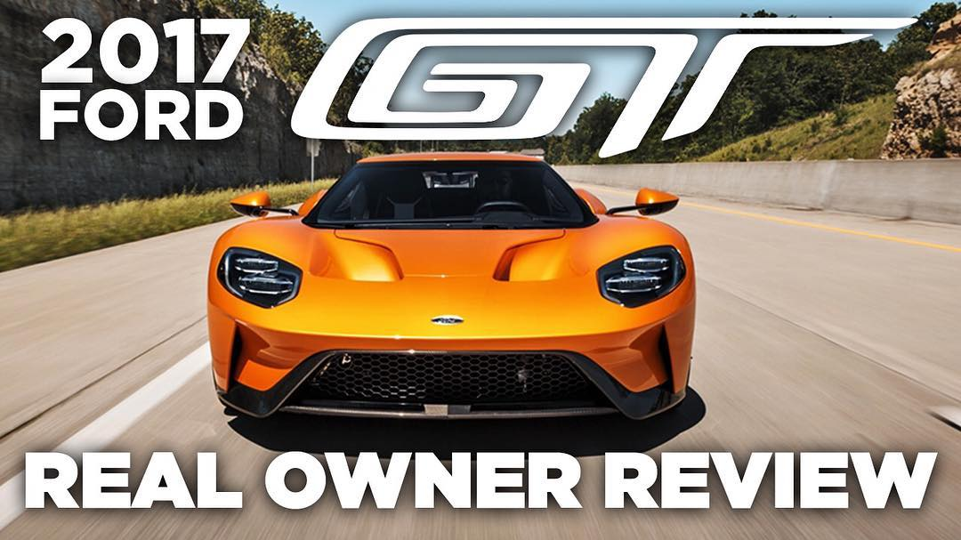 Ford Gt Owner Review Andy Frisella