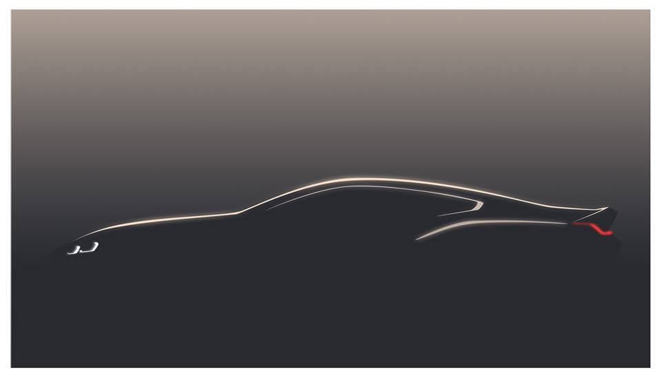 BMW 8 Series Coupe Concept-Teaser-Villa dEste