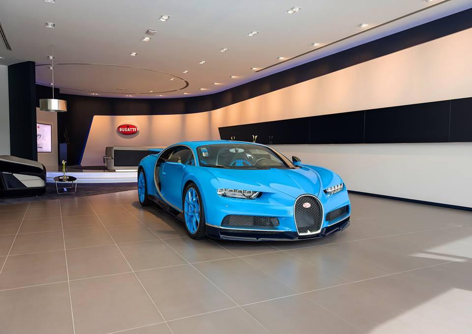 Biggest Bugatti Showroom-Dubai-3