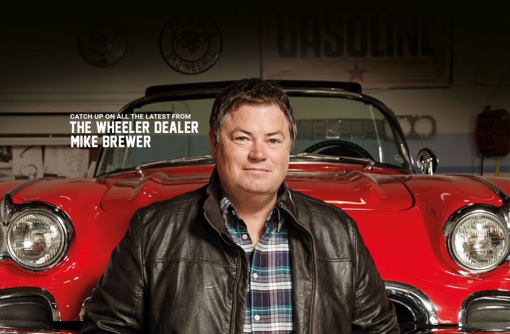Mike Brewer-Wheeler Dealers
