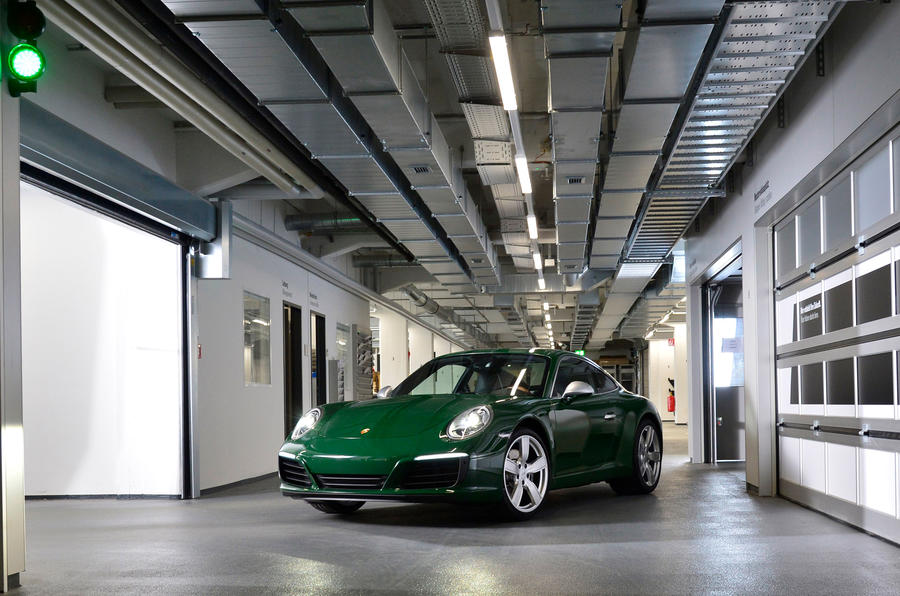 Porsche 911 Carrera S-1 Millionth Celebration Edition-1
