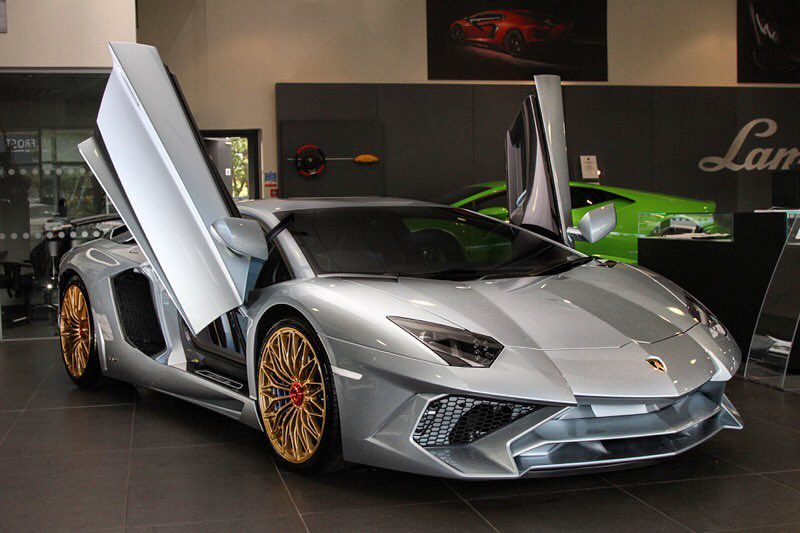 Final Lamborghini Aventador SV-Edinburgh-3