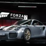 Porsche 911 GT2 RS-E3 2017-Forza 7-Cover Car
