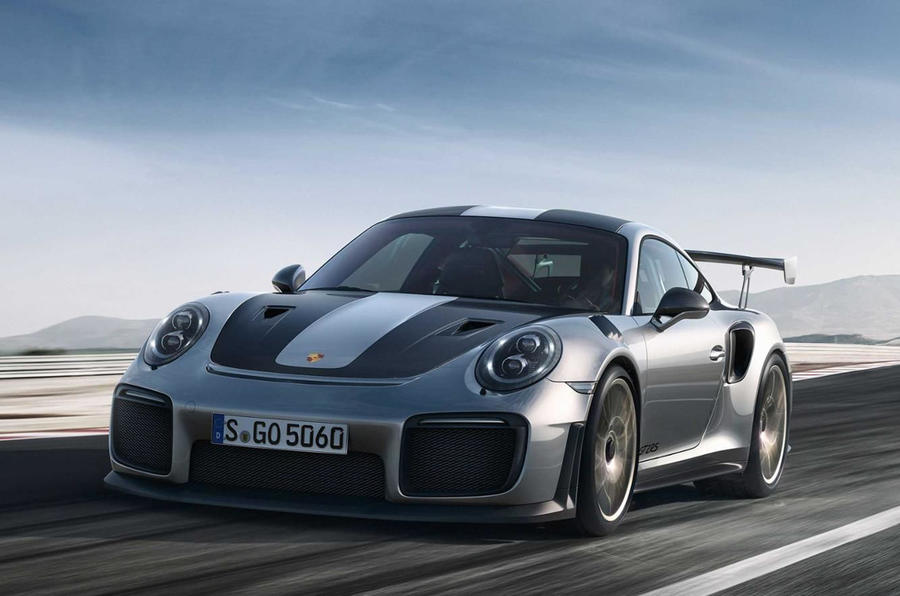 Porsche 911 GT2 RS Leak-Goodwood Festival of Speed-1