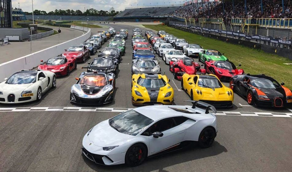 Supercarsunday-Assen TT Circuit