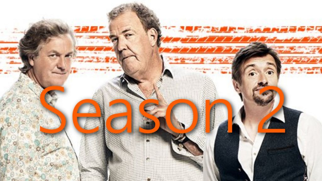 The Grand Tour-Season-2