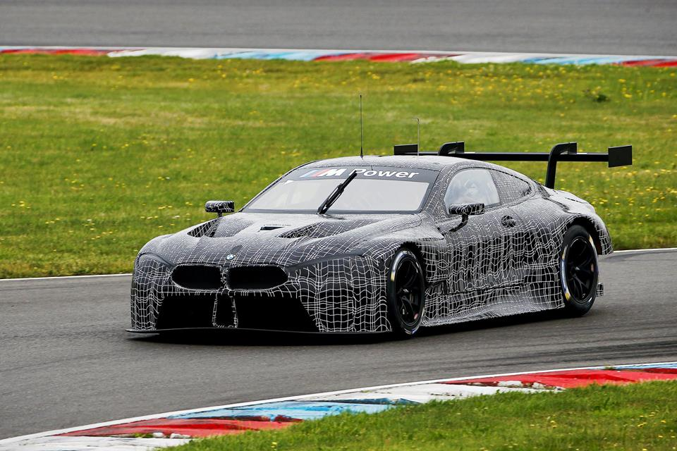 2018 BMW M8 GTE-Le Mans-WEC-Race Car-3