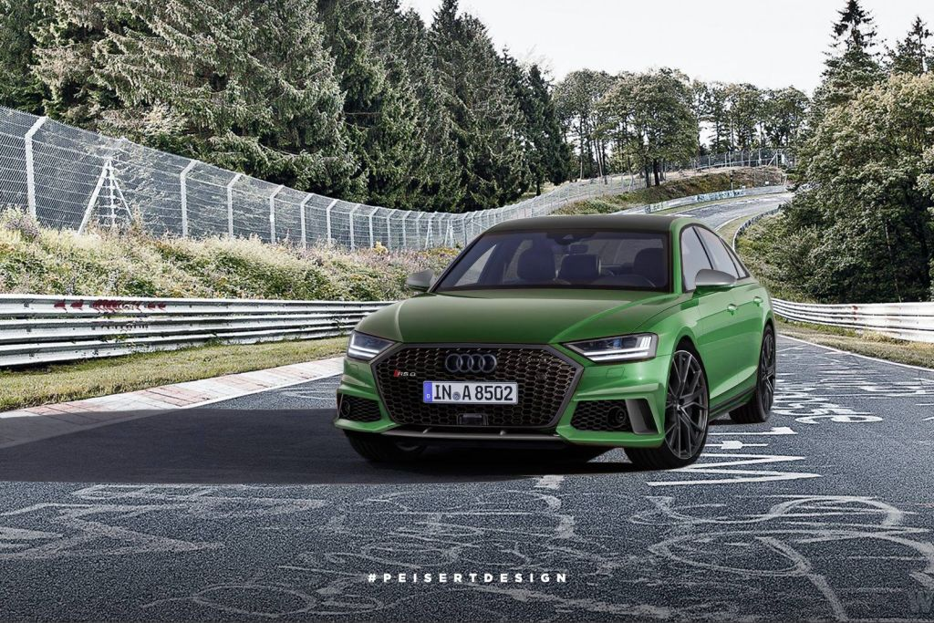 2020 Audi RS8-Render-Peisert Design-1
