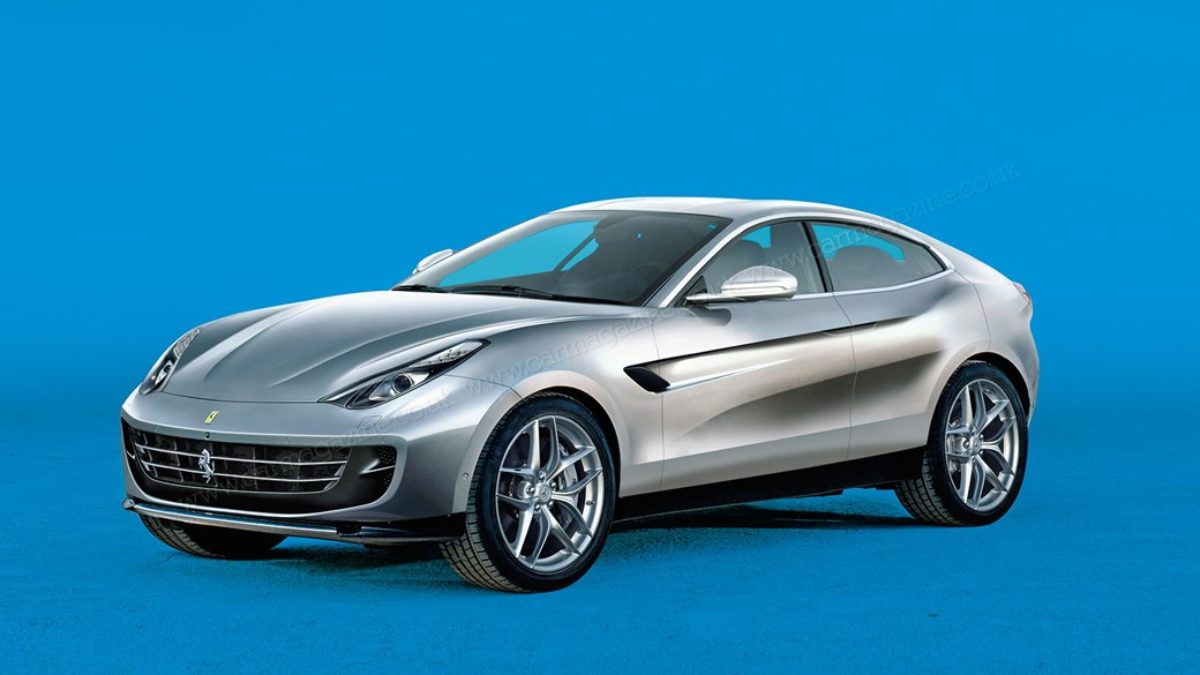 First Ferrari Suv Will Be Launched By 2021 The Supercar Blog
