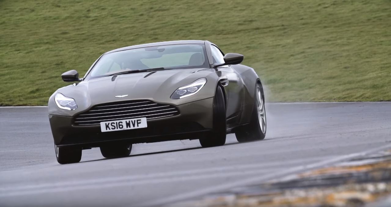 Aston Martin DB11-Chris Harris Drives