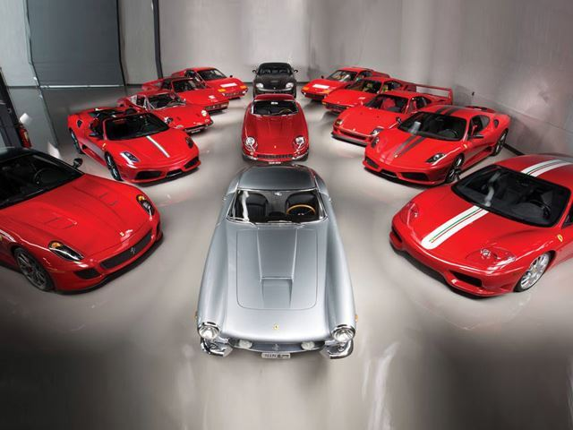 Ferrari collection-RM Auction-Pebble Beach-1