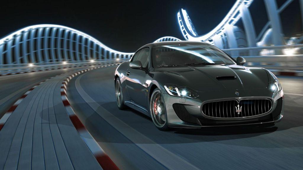 Maserati Gran Turismo-2017