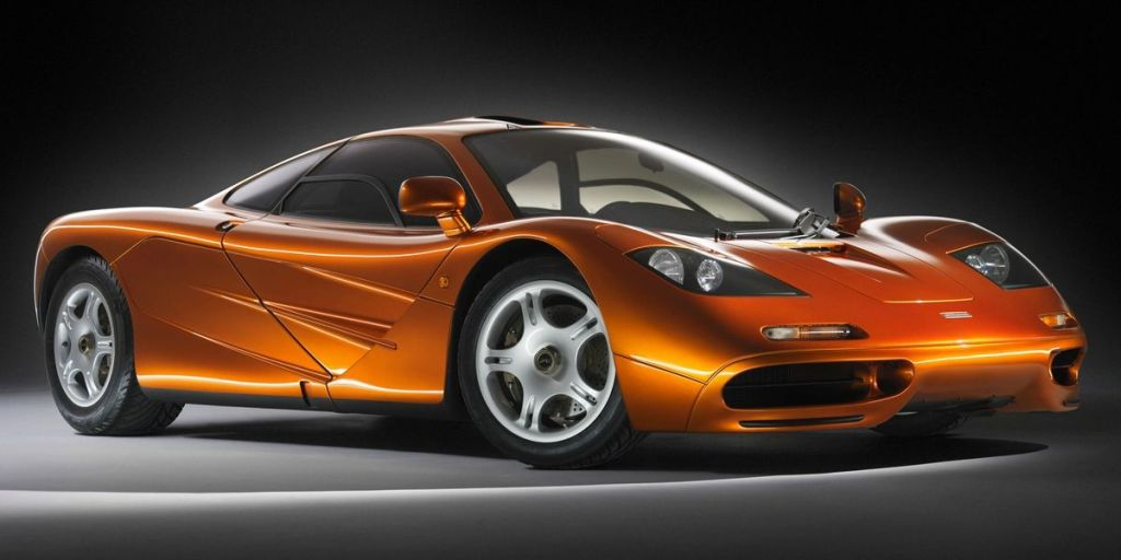 Replacing The Tires On A Mclaren F1 Costs 50 000 The Supercar Blog