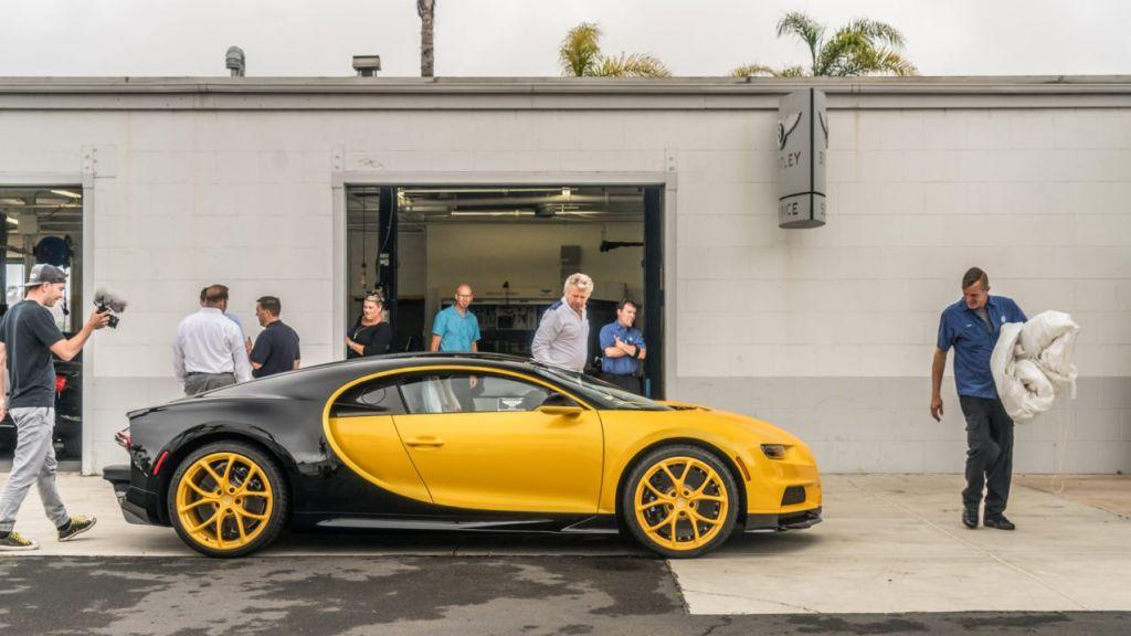Bugatti Chiron Hellbee-3