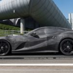 Ferrari 812 Superfast-wind tunnel scale model-auction-1