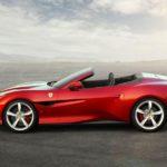 Ferrari Portofino-2017-Frankfurt Motor Show-1