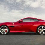 Ferrari Portofino-2017-Frankfurt Motor Show-2