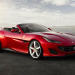 Ferrari Portofino-2017-Frankfurt Motor Show-6