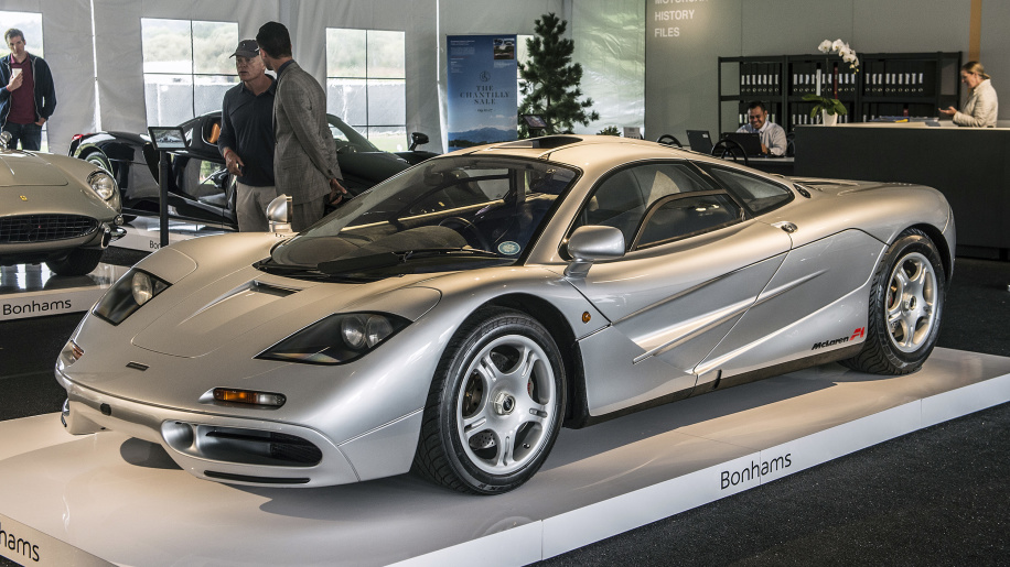 McLaren F1-Bonhams Auction-Pebble Beach-2017-1