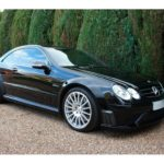 Mercedes-Benz-CLK63-AMG-Black-Series-for-sale-1