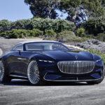 Vision Mercedes-Maybach 6 Cabriolet-Concept-Pebble Beach-1