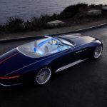 Vision Mercedes-Maybach 6 Cabriolet-Concept-Pebble Beach-10