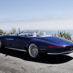 Vision Mercedes-Maybach 6 Cabriolet-Concept-Pebble Beach-12