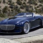 Vision Mercedes-Maybach 6 Cabriolet-Concept-Pebble Beach-2