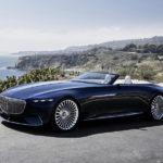 Vision Mercedes-Maybach 6 Cabriolet-Concept-Pebble Beach-5