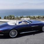 Vision Mercedes-Maybach 6 Cabriolet-Concept-Pebble Beach-6