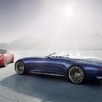 Vision Mercedes-Maybach 6 Cabriolet-Concept-Pebble Beach-7