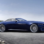 Vision Mercedes-Maybach 6 Cabriolet-Concept-Pebble Beach-8