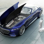 Vision Mercedes-Maybach 6 Cabriolet-Concept-Pebble Beach-9