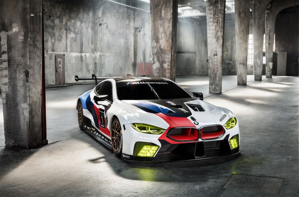 BMW M8 GTE-2017 Frankfurt Motor Show-1