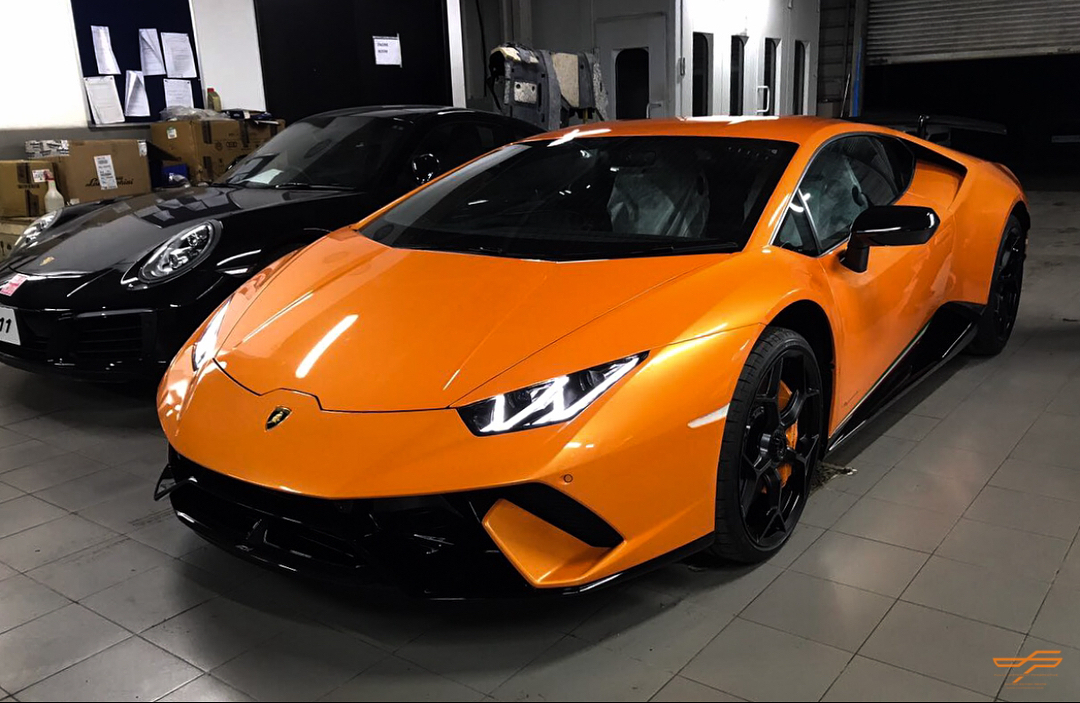Lamborghini Huracan Performante-Mumbai-India-2