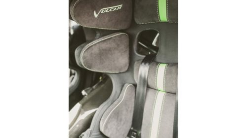 Pearl Green Aston Martin Vulcan-5