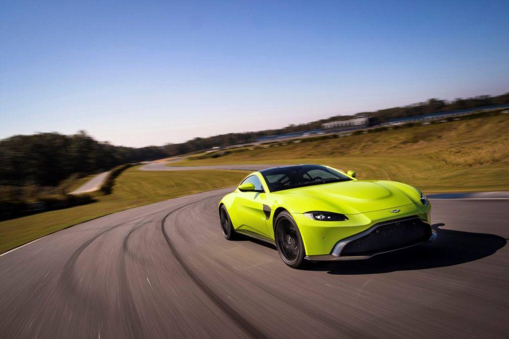 2018 Aston Martin Vantage-exterior-1
