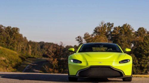 2018 Aston Martin Vantage-exterior-2